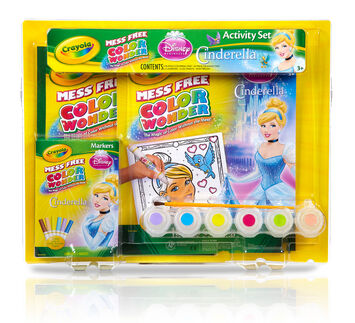 Color Wonder Cinderella Gift Set