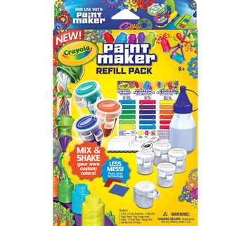 Paint Maker Refill Pack