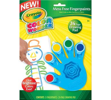 Color Wonder Fingerpaints