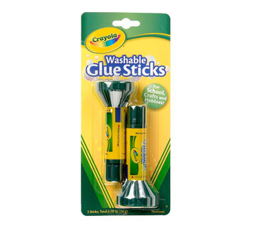Washable Glue Sticks