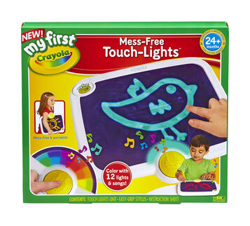 My First Crayola Touch-Lights