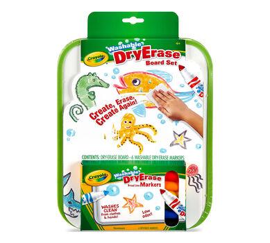 Dry-Erase Marker Board Set