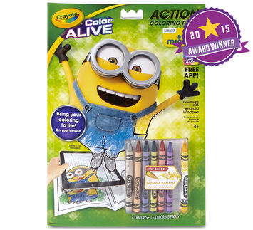 Color Alive - Minions