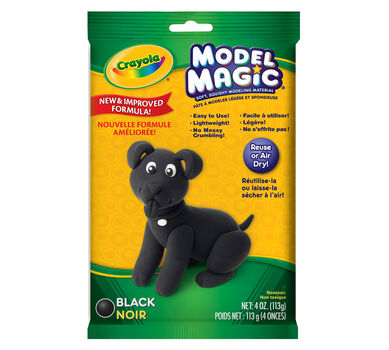 Model Magic 4-oz. Black