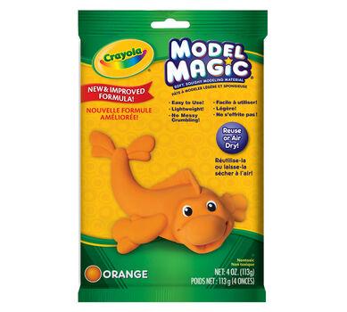 Model Magic 4-oz. Orange