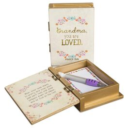 "Natural Life Prayer Book Box ""Grandma, You Are Loved"", , large"