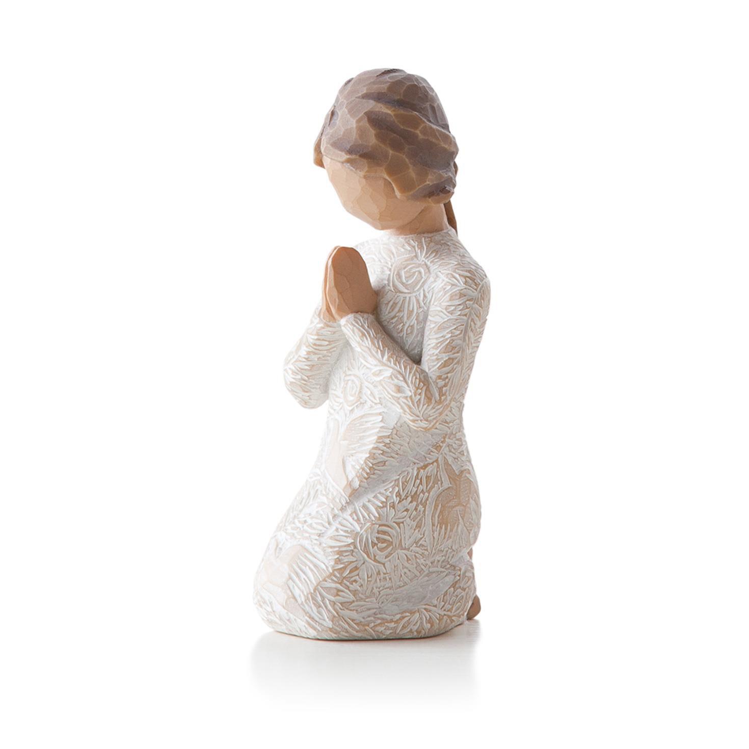 willow tree prayer of peace figurine figurines hallmark. Black Bedroom Furniture Sets. Home Design Ideas