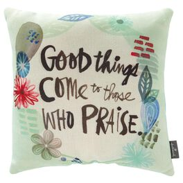 Good Things Decorative Pillow, , large