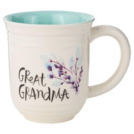 Great Grandma Loved Mug, , large