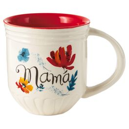 Mamá Loved Mug, , large