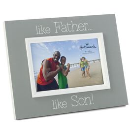 Father & Son 4x6 Wood Malden Frame, , large