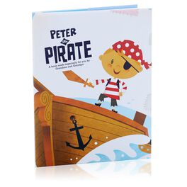 Pirate Personalized Book, , large