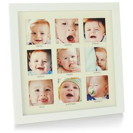 The Many Faces of Baby Frame, , large