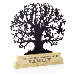 Disney Family Tree Silhouette, , large