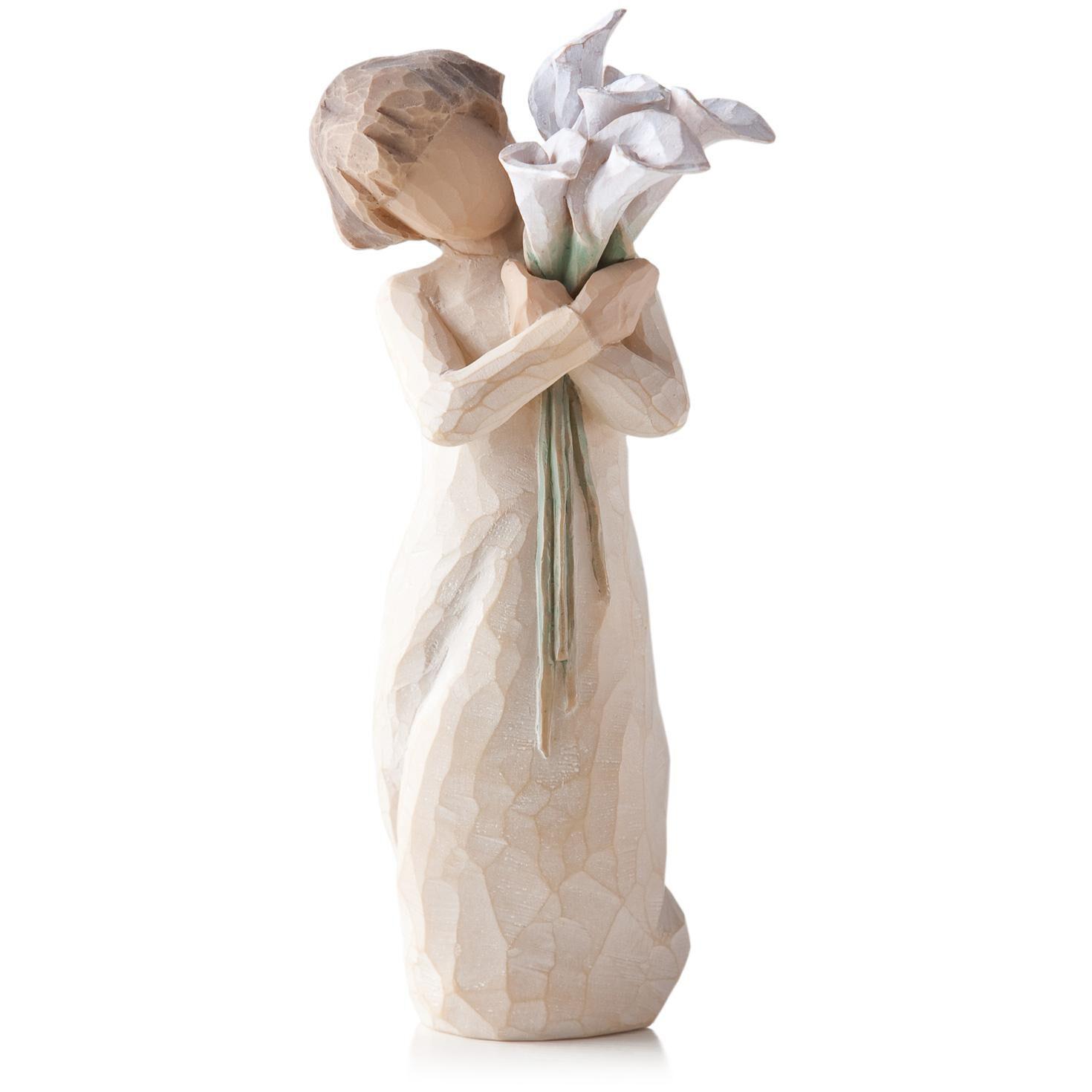 willow tree beautiful wishes figurine figurines hallmark. Black Bedroom Furniture Sets. Home Design Ideas