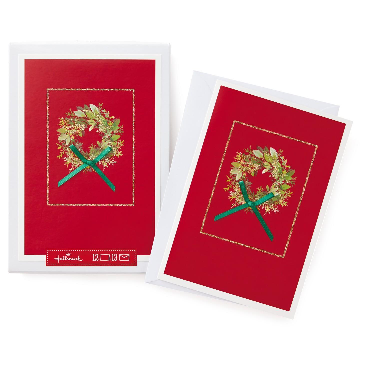 Hallmark Christmas Cards Boxed - Hallmark Boxed Christmas Cards ...
