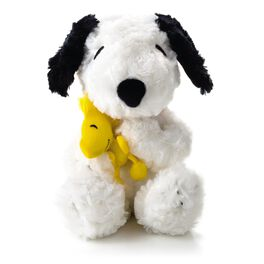Snoopy and Woodstock Best Friends Stuffed Animal, , large