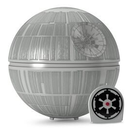 Star Wars™ Death Star Tree Topper With Lights, , large