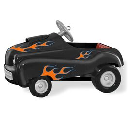 Street Rod Car Ornament, , large