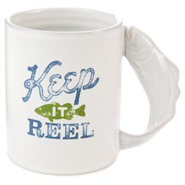 Life is Good® Keep It Reel Mug, , large