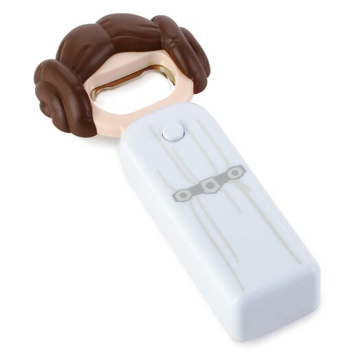 Star Wars Princess Leia Bottle Opener With Sound