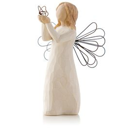 Willow Tree® Angel of Freedom Butterfly Figurine, , large