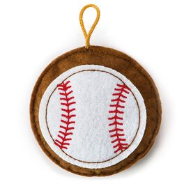 Recordable Baseball Sound Charm Token, , large