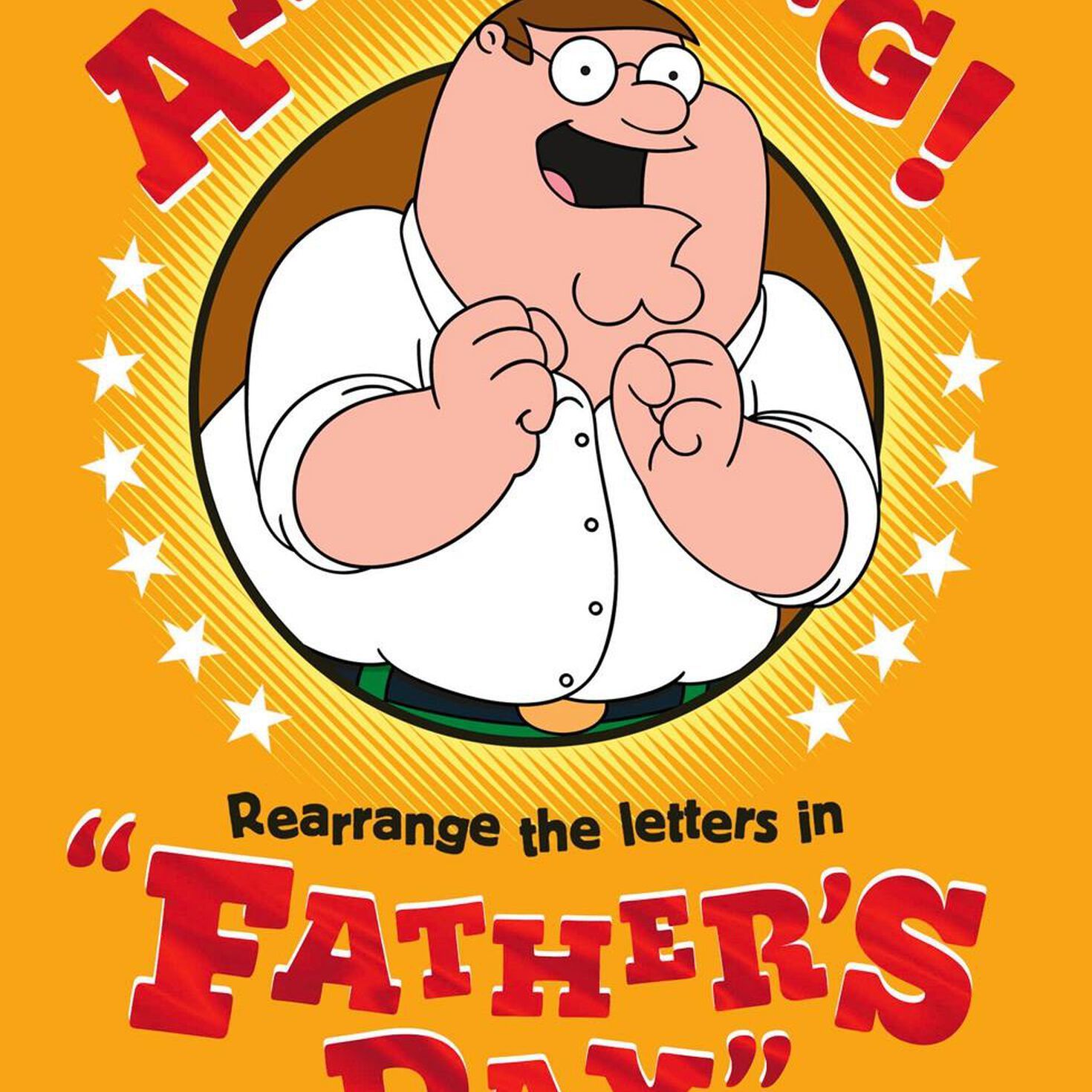 Family Guy™ Funny Father's Day Card - Greeting Cards ...