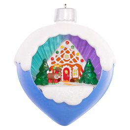 A Sweet Surprise Christmas Ball Musical Ornament With Light, , large