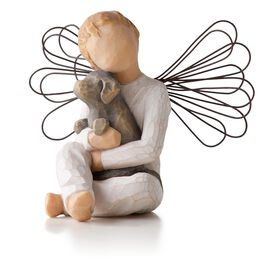 Willow Tree® Angel of Comfort Figurine, , large