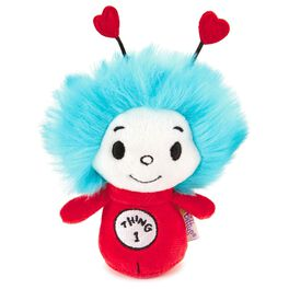 Dr. Seuss Thing One itty bittys® Stuffed Animal, , large