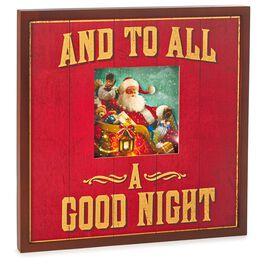 Santa Enchanted Art Decoration, , large