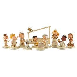 Peanuts® Special Edition Nativity Set, , large