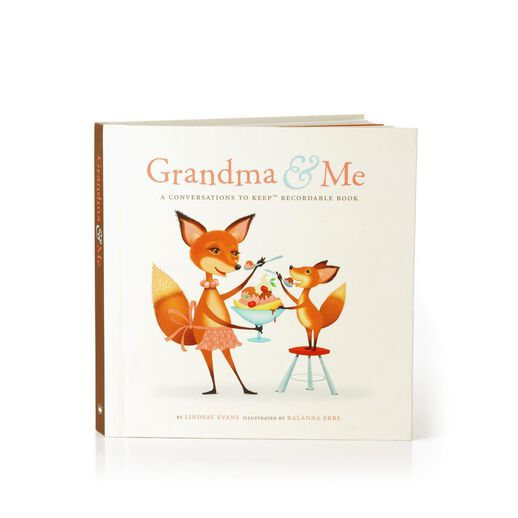 Grandma & Me Conversations to Keep