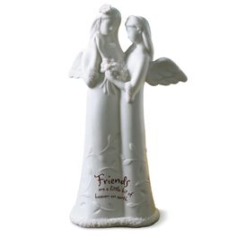 Friends Angel Figurine, , large