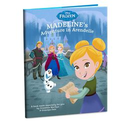 Disney Frozen Adventure in Arendelle Personalized Book, , large
