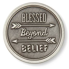 Blessed Beyond Belief Collectible Token, , large