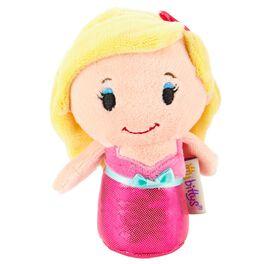 Barbie™ Blonde itty bittys® Stuffed Animal, , large