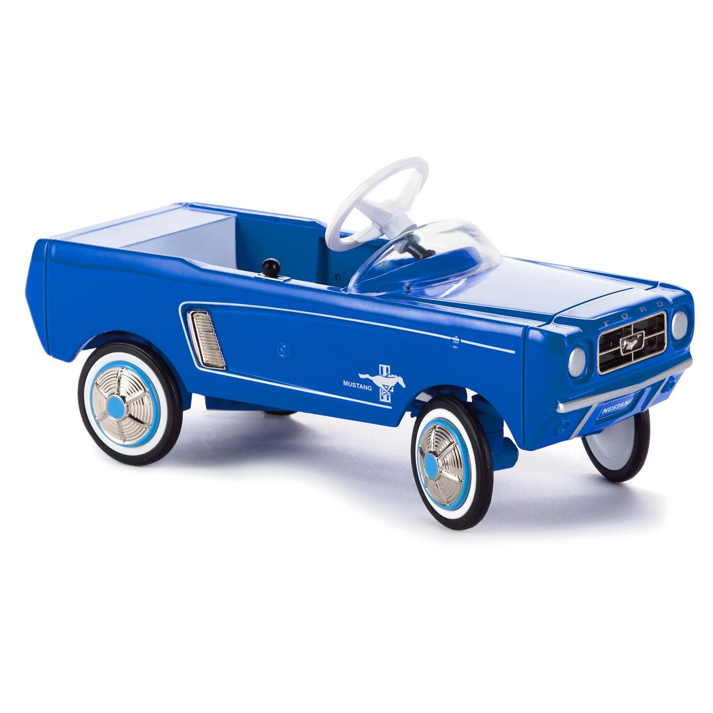 1965 ford mustang kiddie car classics collectible toy car. Black Bedroom Furniture Sets. Home Design Ideas