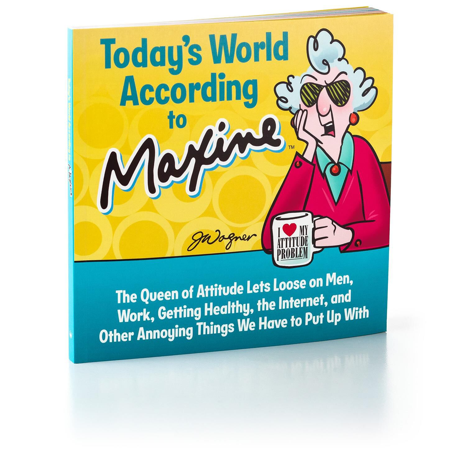 Today's World According to Maxine Gift Book - Funny Books ...