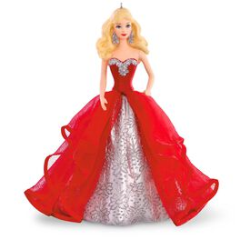 Holiday Barbie™ Ornament, , large