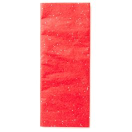 Red With Gems Tissue Paper, , large