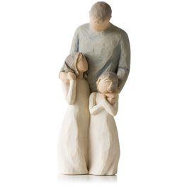 Willow Tree® My Girls Fatherhood Figurine, , large
