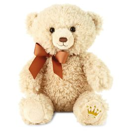 Owen Heritage Small Stuffed Bear, , large