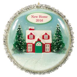 New Home Holiday Ornament, , large