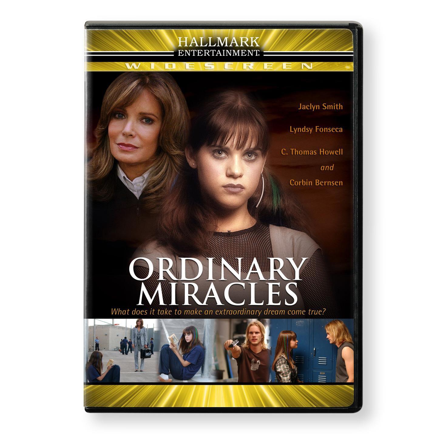Ordinary Miracles Hallmark Channel Movie Dvd Hallmark
