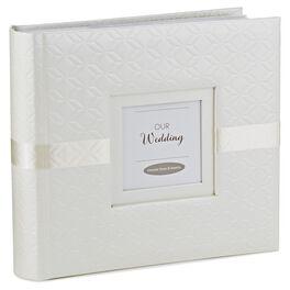 Geometric Wedding and Anniversary Album, , large