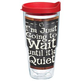 Tervis® Teacher Chalkboard Tumbler, 24 oz., , large