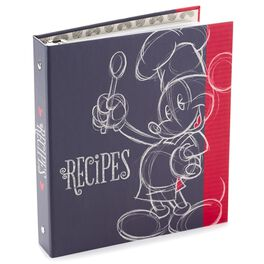 Disney Mickey Mouse Recipe Book, , large