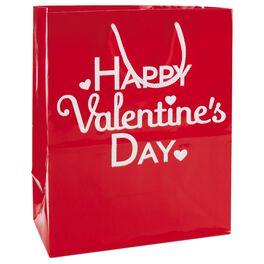 Happy Valentine's Day Medium Gift Bag, , large